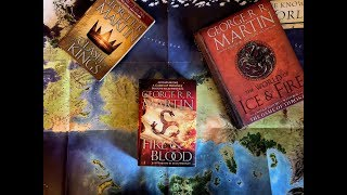 NOW READ THIS: Fire and Blood by George RR Martin BOOK REVIEW