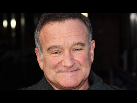 Robin Williams Cause Of Death Revealed - Warning Graphic Content