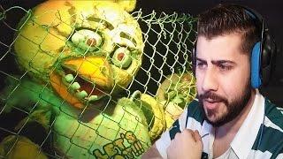 Atracción REAL de Terror de Five Nights At Freddy's en Las Vegas | Fright Dome |