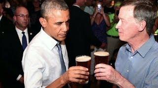 Obama offered pot at Denver bar