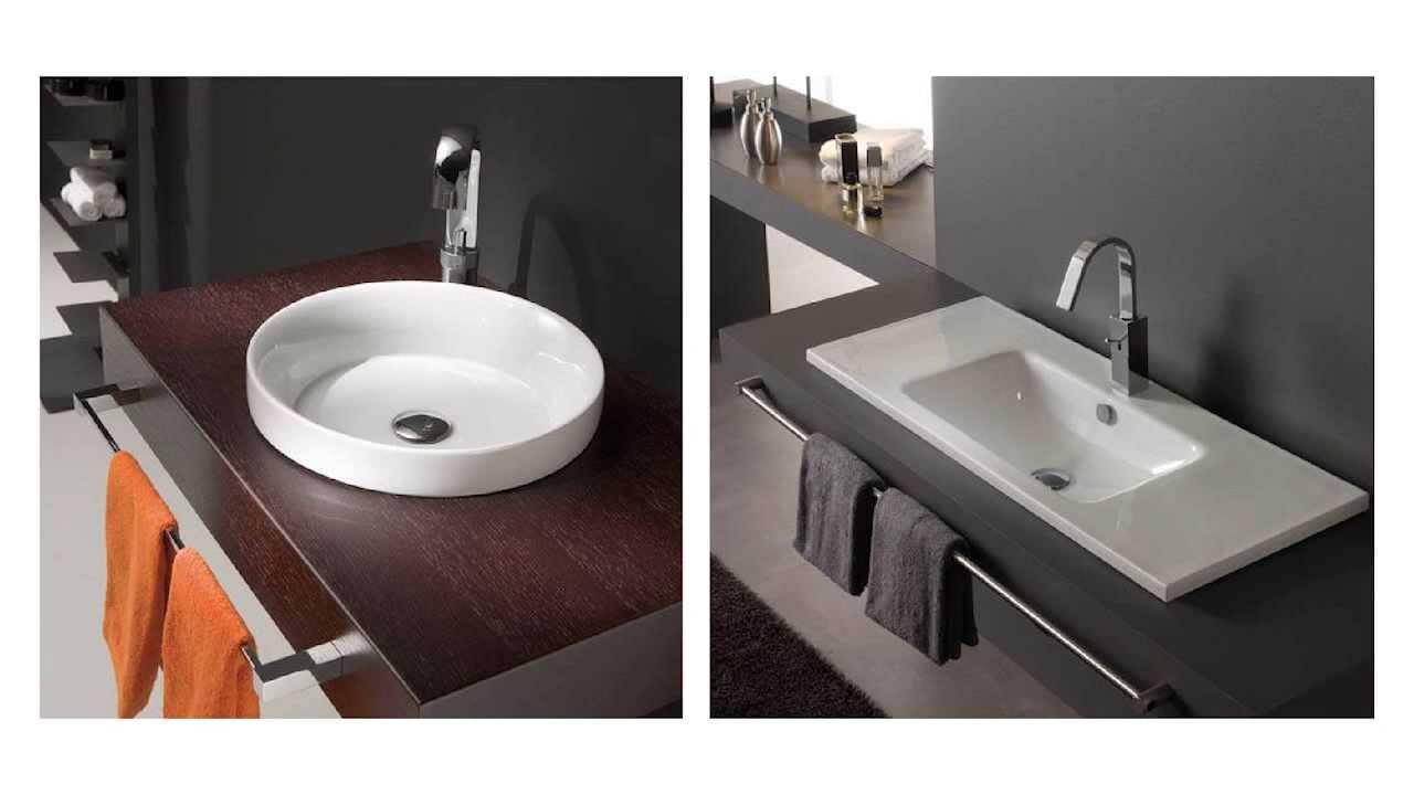 V deo de lavabos de ba o youtube - Lavabos de marmol para bano ...