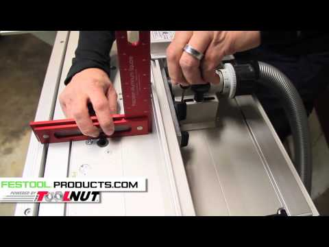 Festool CMS Router Table Overview: Part 1