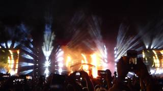 Avicii / Malmö 5 August 2016 / Opening song - Without you