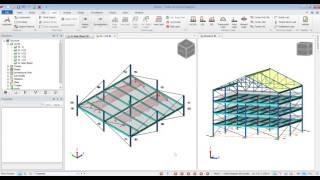 Thiết kế nhà thép nhanh chóng với Tekla Structural Designer