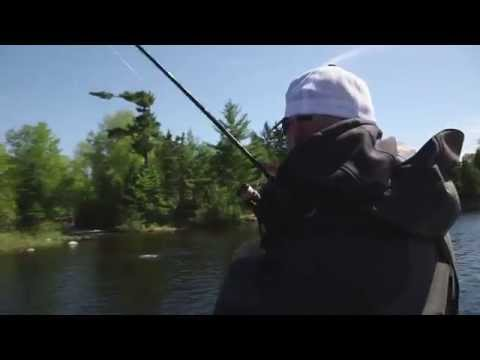 Casting Into Current for Jerkbait Bass - Dave Mercer's Facts of Fishing THE SHOW