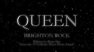Watch Queen Brighton Rock video