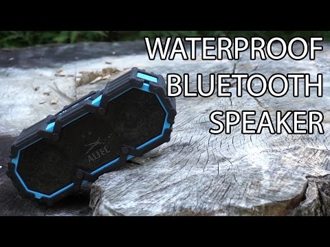 Altec LifeJacket 2: Waterproof Bluetooth Speaker