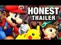 SUPER SMASH BROS (Honest Game Trailers)