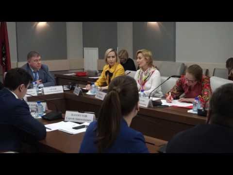 Депутат-единоросс Инна Святенко о реновации