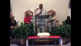 Rev. Dr. Aaron Willford Jr.: Psalms 4: 1,4-5 Calling on God In a Tight Place Part 2