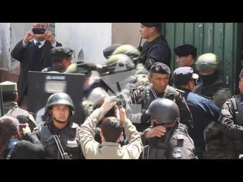 José López estuvo en Jujuy y conoció imputación