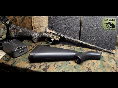 US Survival AR-7 Rifle: The SHTF Gun