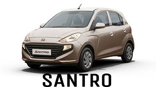 [HINDI] Hyundai Santro 2018 || Variants Explained ||