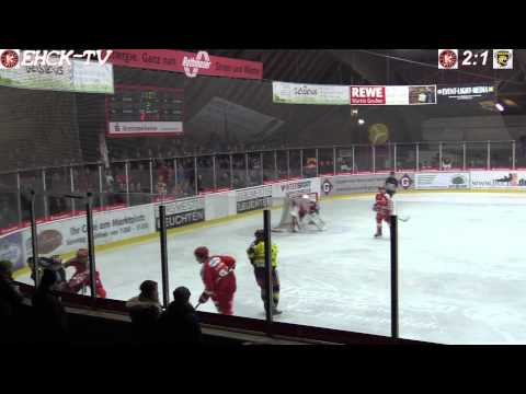 EHC Klostersee vs. EHC Bayreuth (14.11.2014)