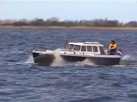 Pilothouse HABER 800M Displacement Motor Yacht YouTube
