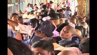 Huge Devotees At Tirumala Due To The Summer vacation