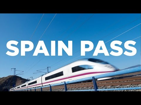 Renfe Spain Pass | Travel around Spain by train