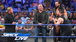 """Dolph Ziggler crashes """"The Kevin Owens Show"""": SmackDown LIVE, July 2, 2019"""