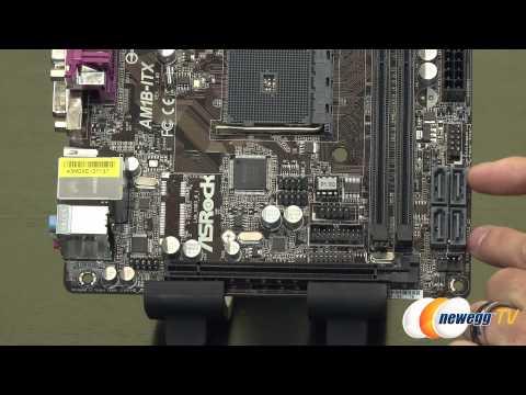 ASRock AM1B-ITX Motherboard Overview - Newegg TV