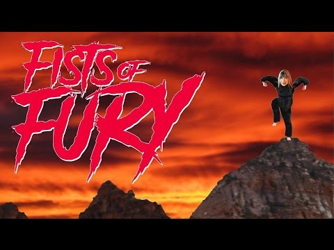 FISTS OF FURY - Official Trailer,- Presented by Full Moon Features streaming vf