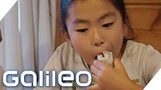 Warum sind alle Japaner schlank? | Galileo | ProSieben