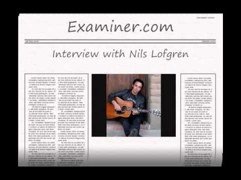 Nils Lofgren discusses 'Old School,' 'Wrecking Ball,' upcoming Springsteen tour and more