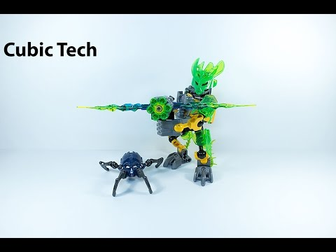 LEGO Bionicle 70778 Protector of Jungle - Lego Speed Build