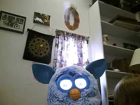 How to COMPLETELY reset 2012 furby's personality!