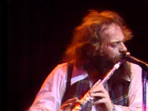 Jethro Tull - Thick as a brick - live - 1978 - DVD Music Videos