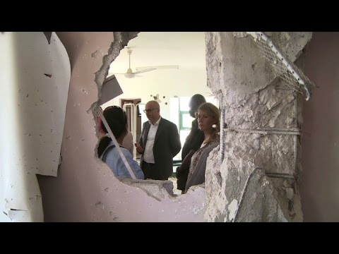 UN coordinator for humanitarian aid visits Gaza to assess needs