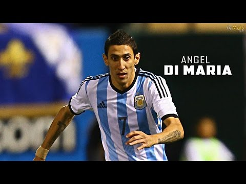 Angel Di Maria | Welcome to Manchester United | Skills, Goals, Assists | HD