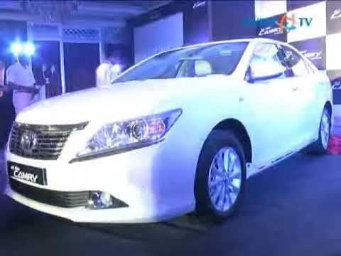 Toyota Kirloskar Motor - All New Camry