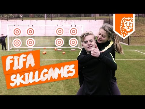 FIFA SKILL GAMES IN REAL LIFE ft. FIFALOSOPHY