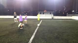 Aluno Ruan Mineiro fez Gol de Pênalti...