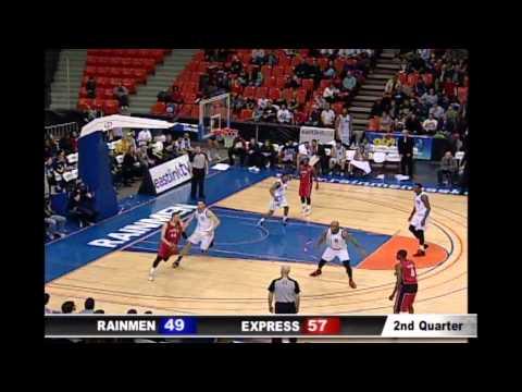 Halifax Rainmen vs. Winsdor Express Game 4