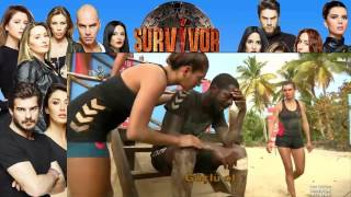 Survivor Pacal Sinir Krizi !!