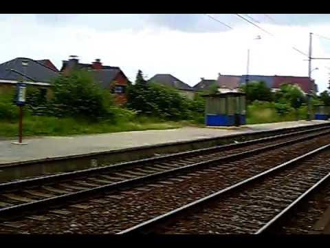 Lede station.