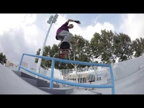 Jart Skateboards - Spot check with Fernan Origel at Skate Agora