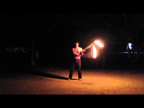Fire POI with iPhone 5 / iPhone 5