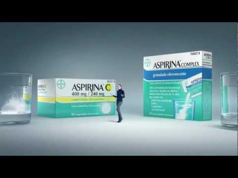 ASPIRINA® C+COMPLEX DE BAYER.