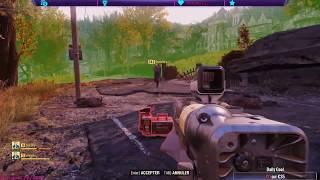 Redif: Beta Fallout 76 - On trouve la confrerie de l'acier!Brotherhood of steel location!