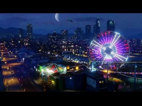 Grand Theft Auto 5 PS4/XB1/PC Trailer - E3 2014 (GTA5 Next-Gen 1080p HD)