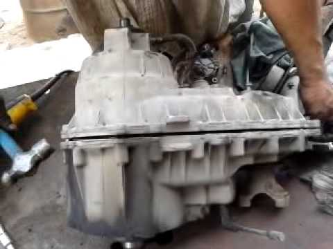 FORD EXPLORER 1996 FALLO EL 4X4 (TRANSFER CASE)