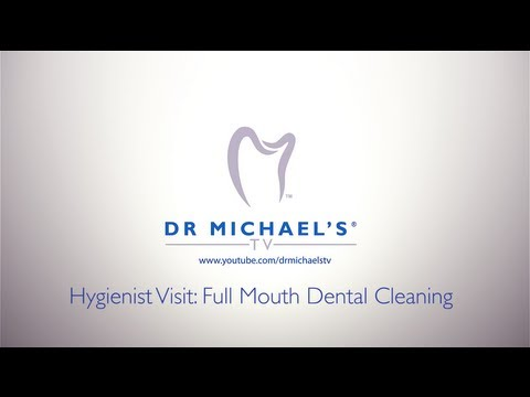 DMTV Episode 4 - Hygienist Visit Full Mouth Dental Cleaning