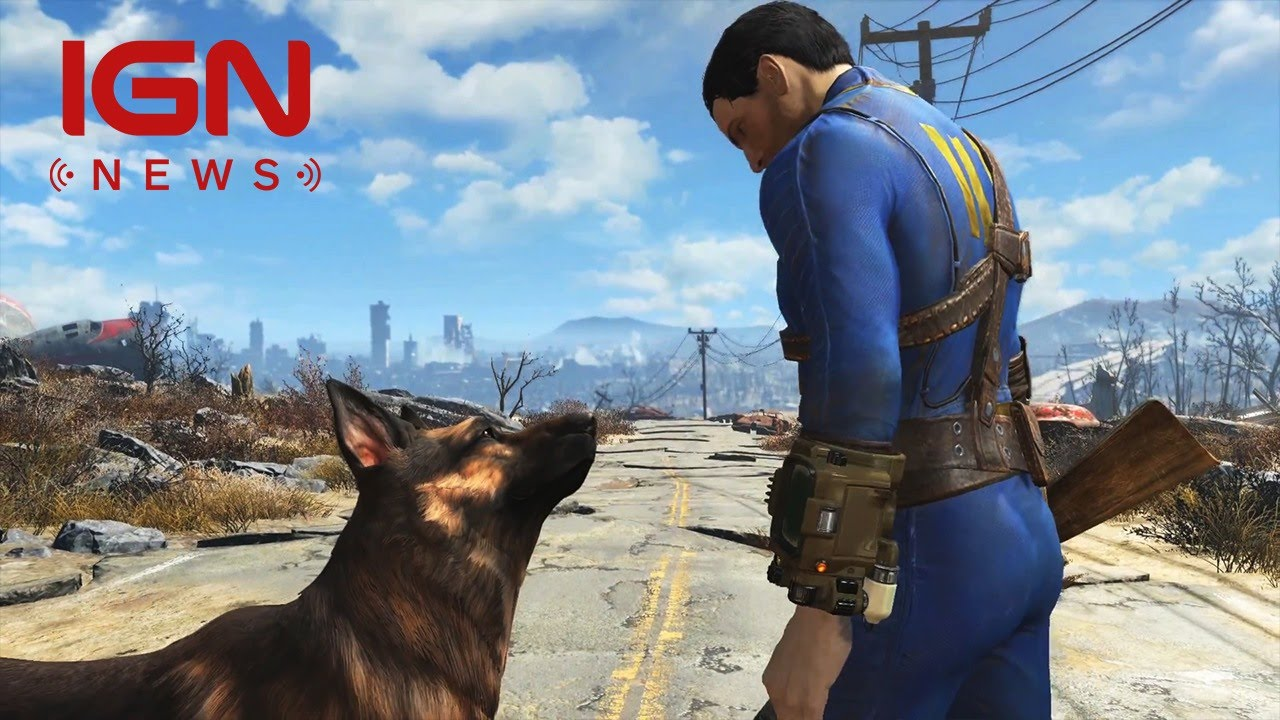 Fallout 4 Install Size and Recommended Specs Revealed - IGN News