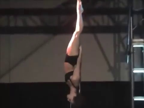 BEST Pole Dance Ever by Jenyne Butterfly 2011.webm