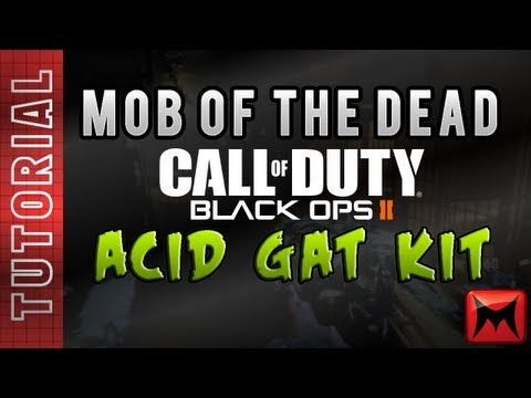 Mob of the Dead - How to Build