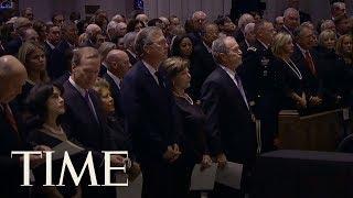 Texas Bids Farewell To George H.W. Bush | TIME
