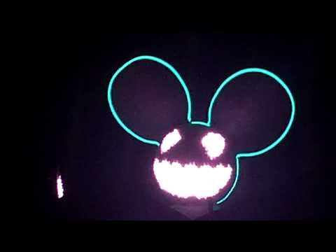 deadmau5 Coachella 2010 - Sometimes Things Get, Whatever