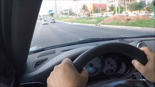 DE CARONA NO PORSCHE 911 S